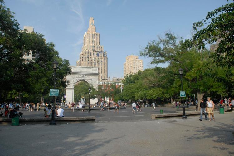 Whashington Square_NY