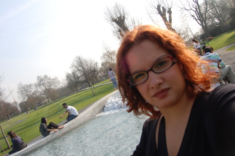 Diana Memorial Fountain_Londres4