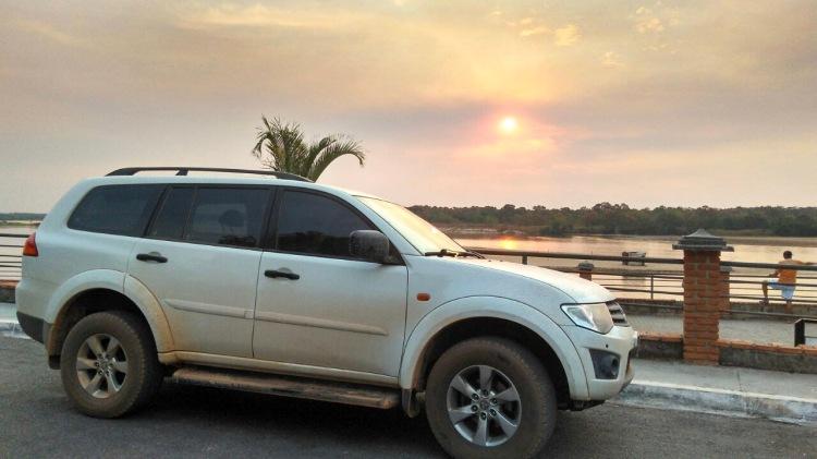 Pajeo Dakar_rio Araguaia_GO