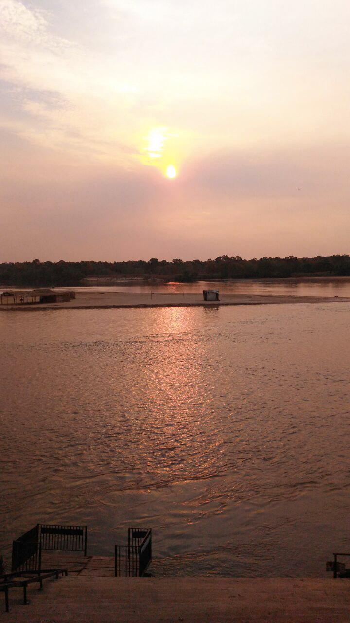 por do sol n rio Araguaia_GO